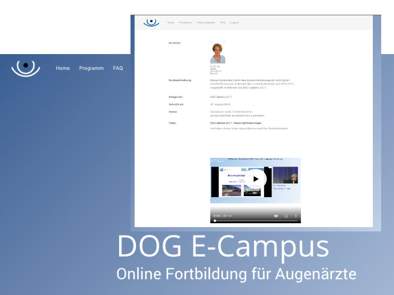 DOG eCampus